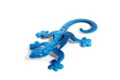 Blaue Metalleidechse Lizenzfreie Stockfotografie
