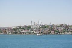 Blaue Moschee Stockbilder