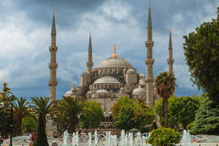 Blaue Moschee Lizenzfreies Stockfoto