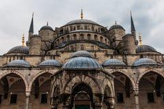 Blaue Moschee Istanbul stockfotografie