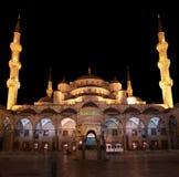 Blaue Moschee in Istanbul Lizenzfreies Stockbild