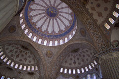 Blaue Moschee in Istanbul Lizenzfreie Stockfotografie
