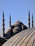 Blaue Moschee, Istanbul Stockfotos
