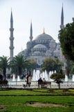 Blaue Moschee, Istanbul Stockfoto