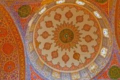 Blaue Moschee, Sultanahmet, Istanbul, die Türkei Stockfotos