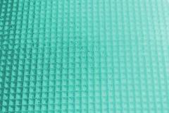 Blaue nahtlose geometrische Beschaffenheit von Waffeln Lizenzfreie Stockbilder