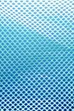 Blaue Nettotechnologie des abstrakten Hintergrundes Lizenzfreies Stockfoto