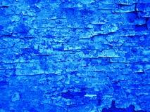 Blaue Oberfläche Lizenzfreies Stockfoto