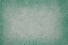 Blaue Pappbeschaffenheit Stockfotografie