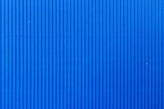 Blaue Pappbeschaffenheit Lizenzfreie Stockfotos