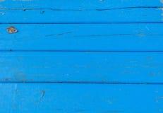 Blaue Planken Stockfotografie