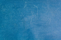 Blaue Plastikbeschaffenheit Stockfoto