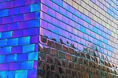 Blaue Reflexion Lizenzfreies Stockbild