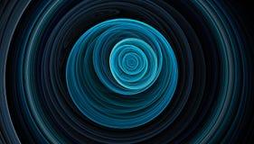 Blaue Rose Dreaming Lizenzfreies Stockfoto
