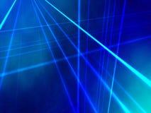 Blaue Steigung stockfotos