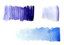 Blaue Steigung der purpurroten Steigung vektor abbildung