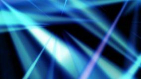 Blaue Strahlen stock footage