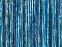 Blaue Streifen-Hintergrund Stockfotos