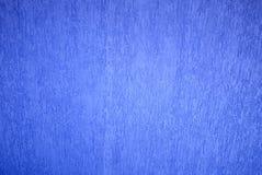 Blaue strukturierte Wand Stockfoto