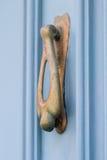 Blaue Tür Lizenzfreies Stockbild