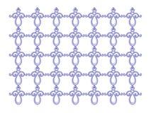 Blaue Tapete vektor abbildung