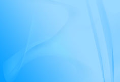 Blaue Tapete Stockfotografie