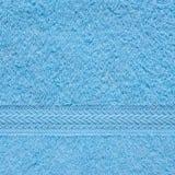 Blaue Tuch-Beschaffenheit Lizenzfreie Stockbilder