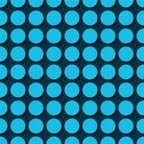 Blaue Tupfen Stockfotos