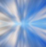 Blaue und weiße Hintergrundzusammenfassungsbewegungsunschärfe Lizenzfreie Stockbilder