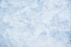 Blaue und weiße konkrete Beschaffenheit mit Schmutz für abstraktes backgro Lizenzfreies Stockbild