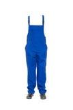 Blaue Uniformen Lizenzfreies Stockfoto
