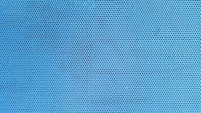 Blaue Verpackungsbeschaffenheit mit Punkten Stockbilder