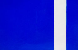 Blaue Wände Lizenzfreie Stockbilder