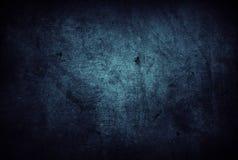 Blaue Wand Stockfotografie