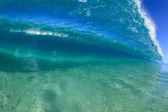Blaue Wand Lizenzfreies Stockfoto