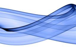 Blaue Welle stock abbildung