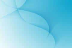 Blaue Zeile Auszugshintergrund stockfotografie