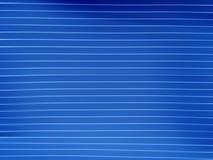 Blaue Zeilen vektor abbildung