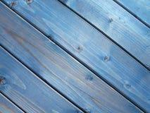 Blaue Zeilen Stockfotos