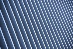 Blaue Zeilen stockfotografie
