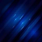 Blaue Zusammenfassung zeichnet Geschäftshintergrund Lizenzfreie Stockbilder