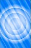 Blauer abstrakter Hintergrund Stockfotos