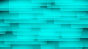 Blauer abstrakter Hintergrund auf dem schwarzen Streifen Stockbild