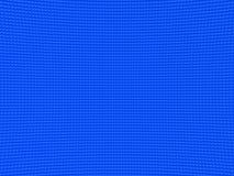 Blauer abstrakter Hintergrund. Optische Illusion Lizenzfreie Stockfotos