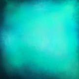 Blauer abstrakter künstlerischer Hintergrund Stockbilder