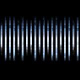 Blauer abstrakter Technologiehintergrund Stockbilder