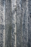 Blauer alter Plankenhintergrund stockfotografie