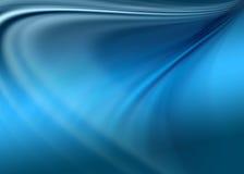 Blauer Auszug Lizenzfreies Stockbild