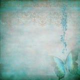 Blauer Basisrecheneinheits-Dunst Stockfotografie