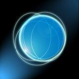 Blauer Bereich Lizenzfreies Stockbild